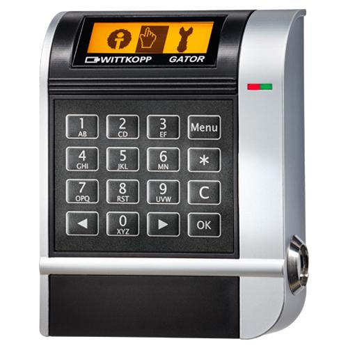 Elektronisch slot Gator - I