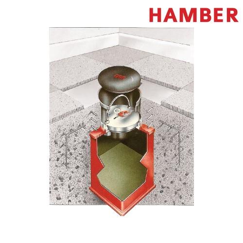 Hamber Vloerkluis EM12 deposit