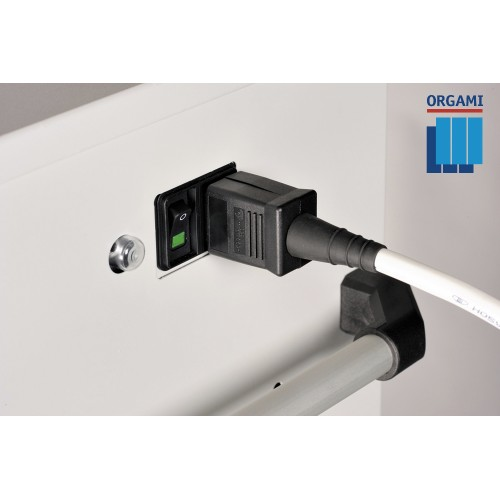 Orgami Laptopkar 30-vaks RS met stroomvoorziening