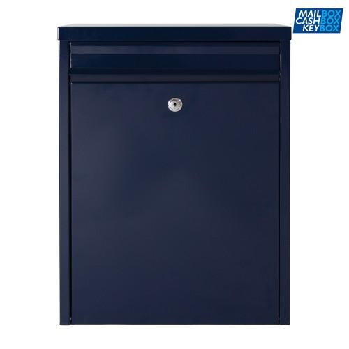 Mailbox blauw