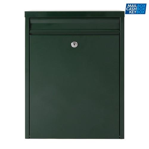 Mailbox groen