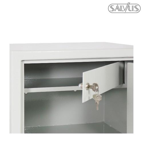 Salvus Salerno pistoolkluis - cilinderslot