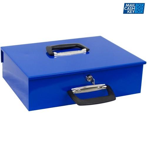Cashbox 5 Blauw